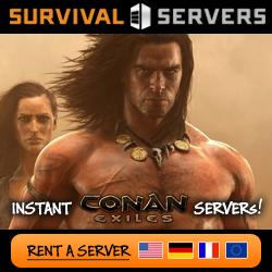 Conan Exiles Host