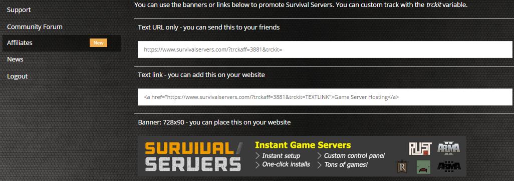 Rust Server Hosting | Survival Servers